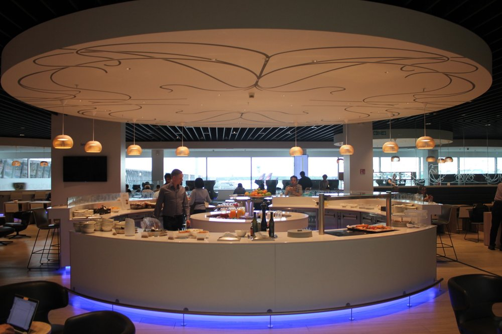The Loft by Brussels Airlines – b.delighted