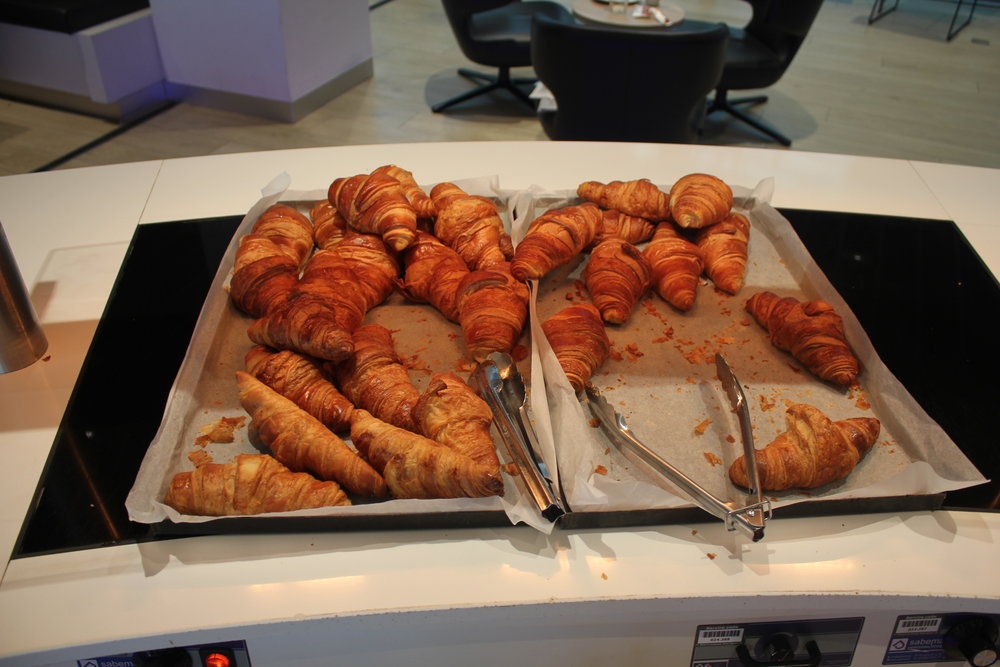 The Loft by Brussels Airlines – Pastries