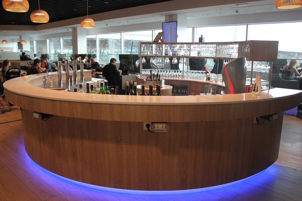 The Loft by Brussels Airlines – Bar