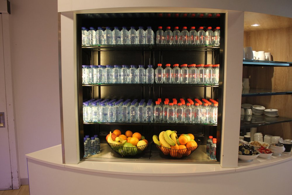 The Loft by Brussels Airlines – Water
