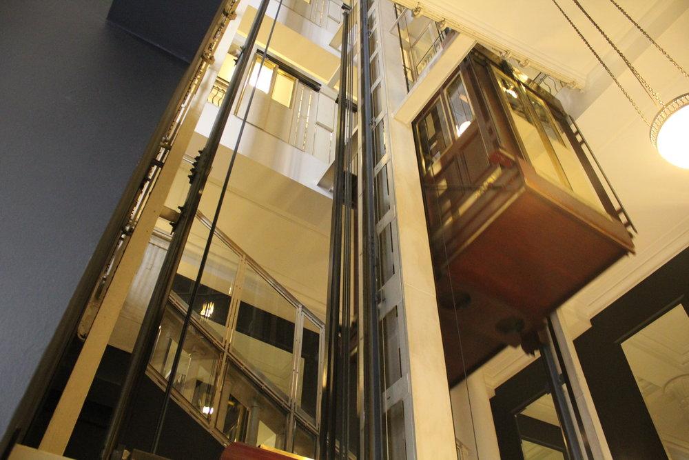 Hotel Bristol Warsaw – Elevators