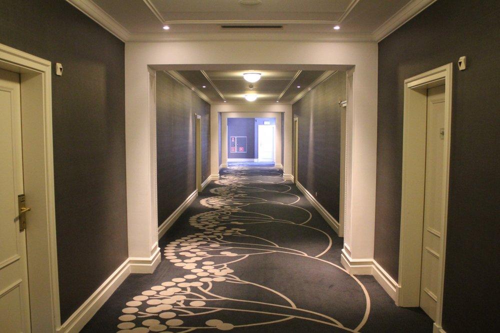 Hotel Bristol Warsaw – Hallway