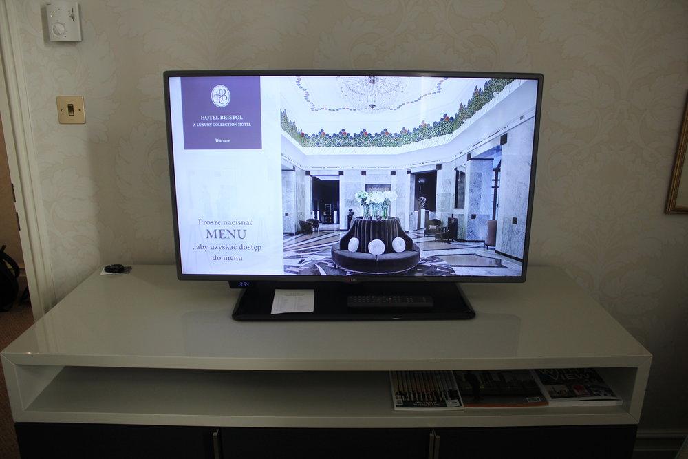 Hotel Bristol Warsaw – TV