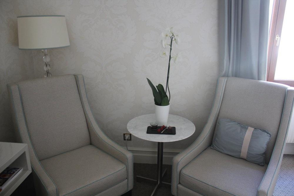 Hotel Bristol Warsaw – Chairs