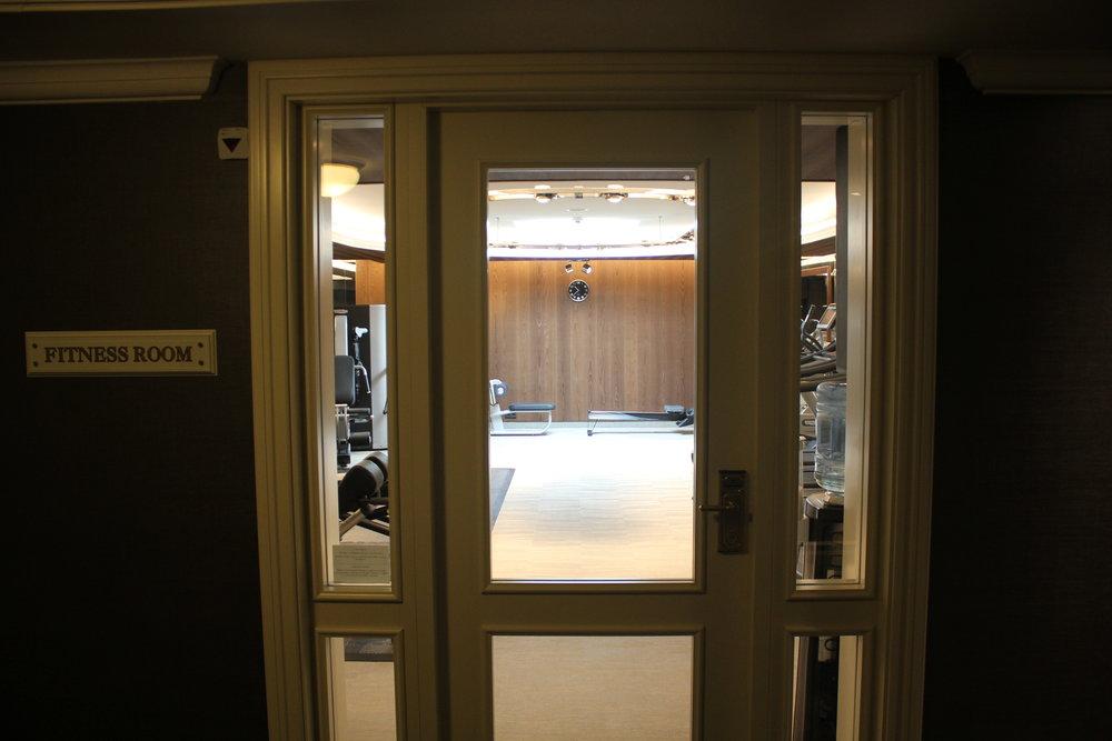 Hotel Bristol Warsaw – Fitness room