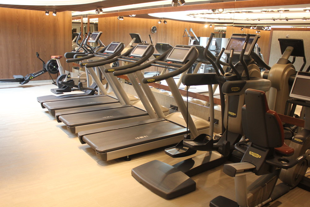 Hotel Bristol Warsaw – Cardio equipment