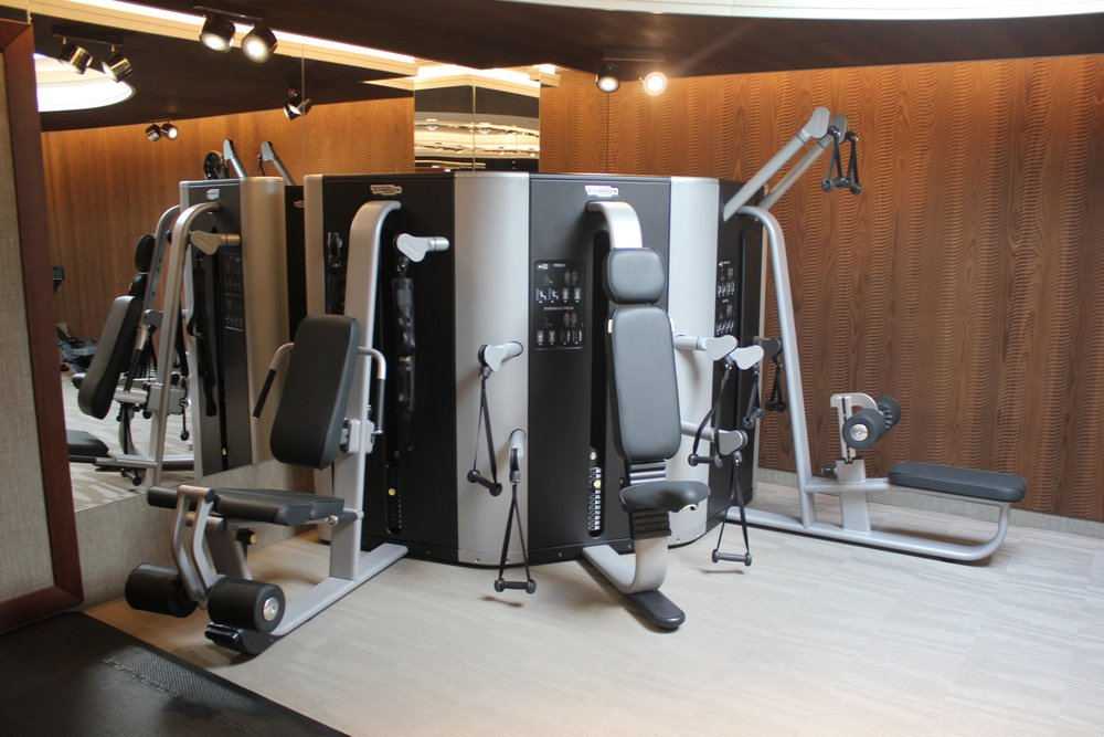 Hotel Bristol Warsaw – Strength equipment