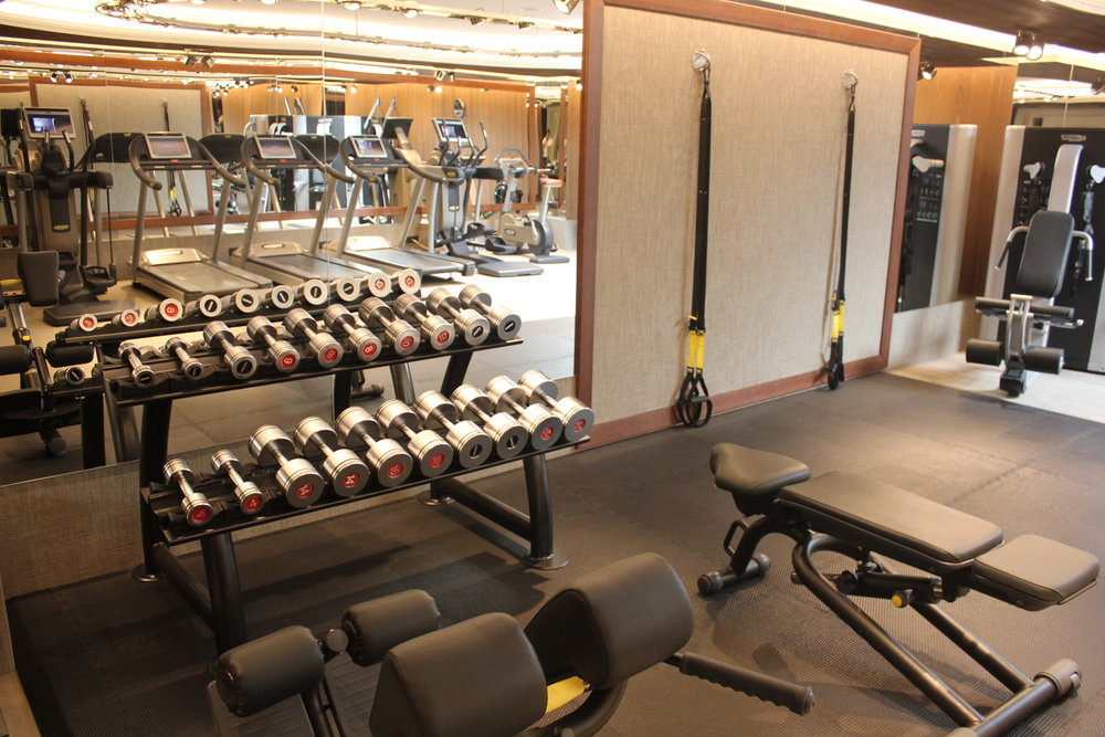 Hotel Bristol Warsaw – Free weights