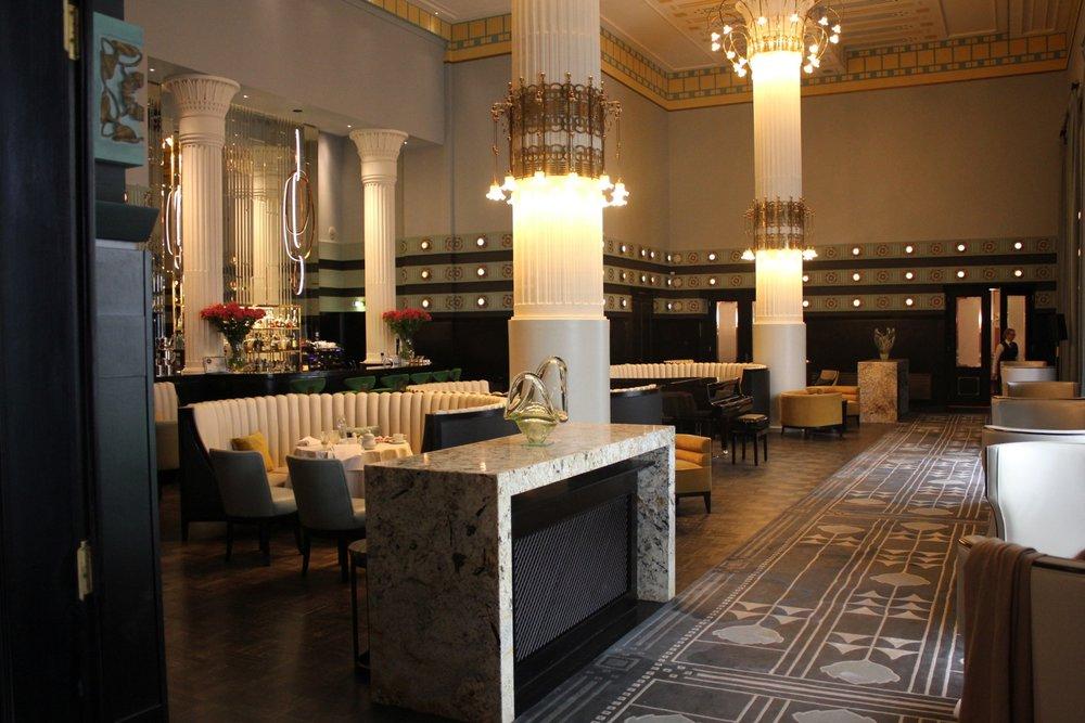 Hotel Bristol Warsaw – Column Bar