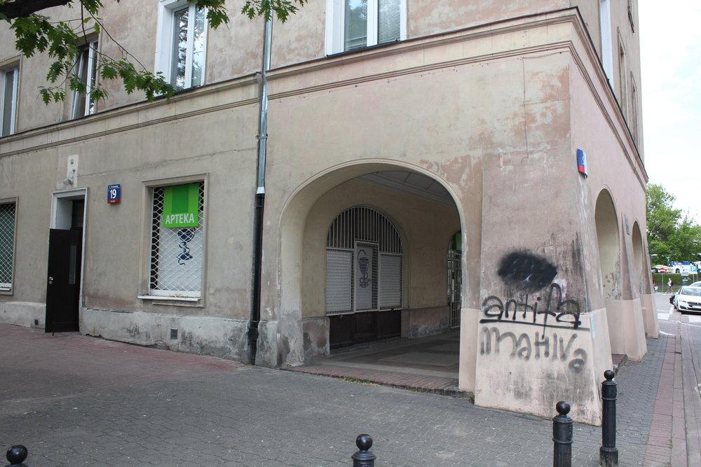 Apartament na Mariensztacie – Exterior