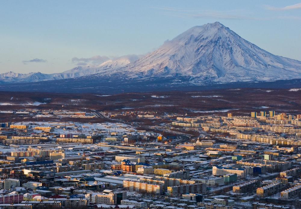 Petropavlovsk-Kamchatsky, Kamchatka Krai, Russia