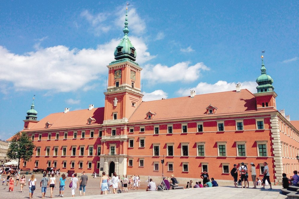 Warsaw – Royal Castle