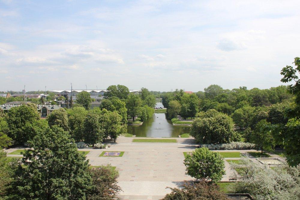 Warsaw – Łazienki Park