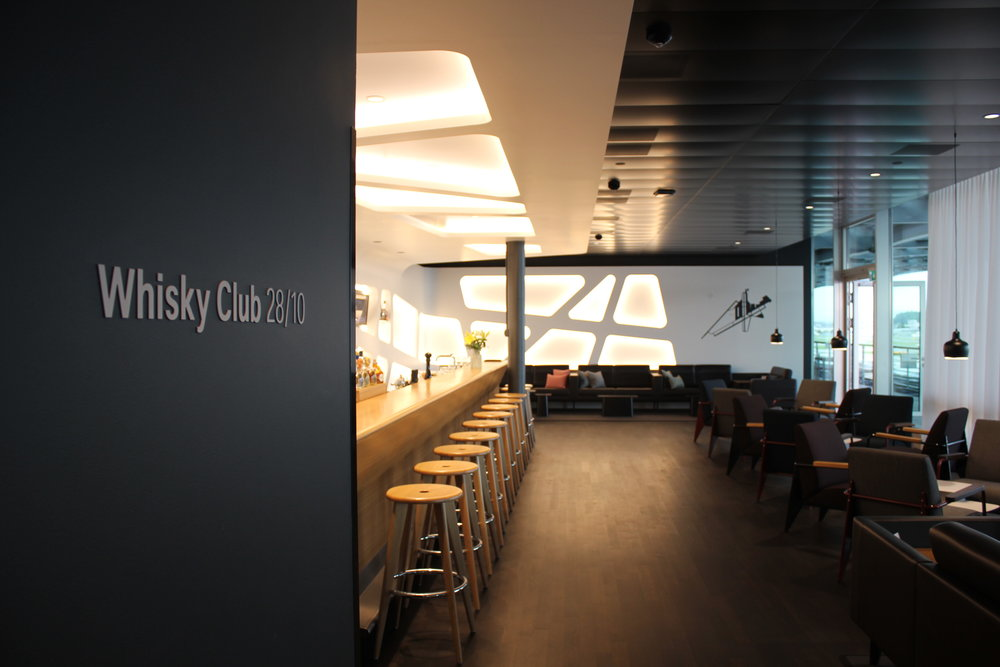 Swiss Senator Lounge Zurich – Whisky Club 28/10
