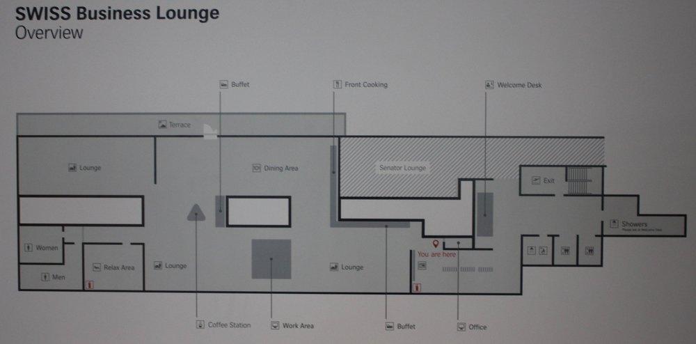 Swiss-Senator-Lounge-Zurich-Business-Lounge-Map