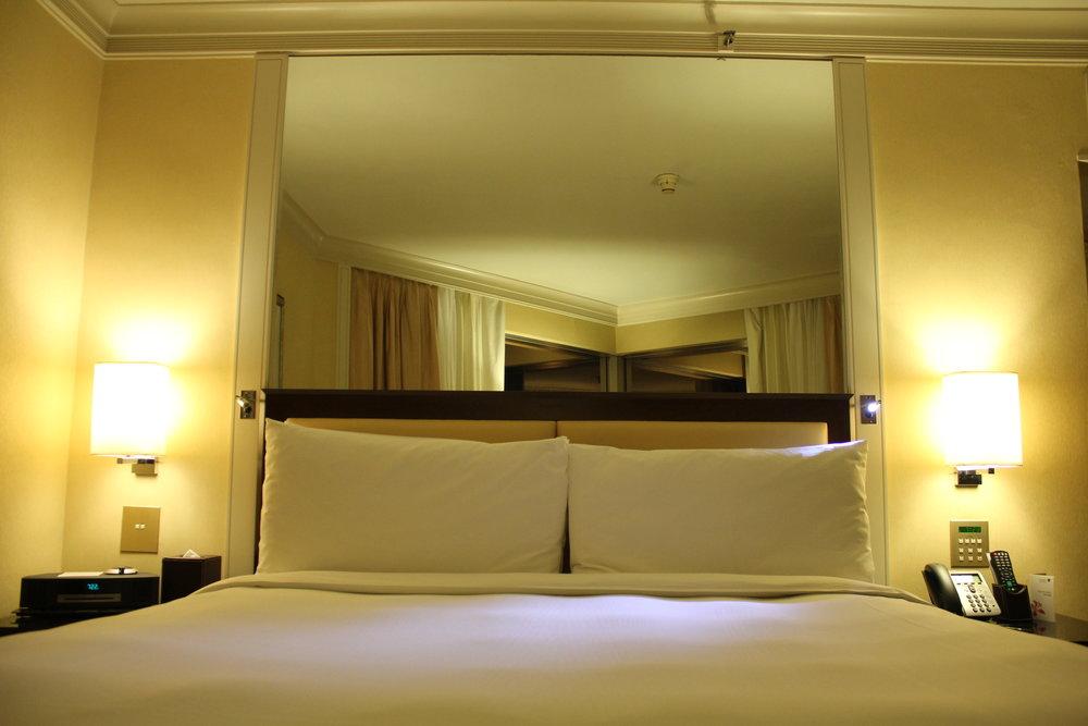 JW Marriott Hong Kong – King bed