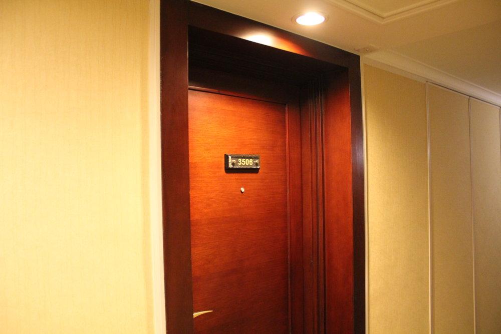 JW Marriott Hong Kong – Room 3506