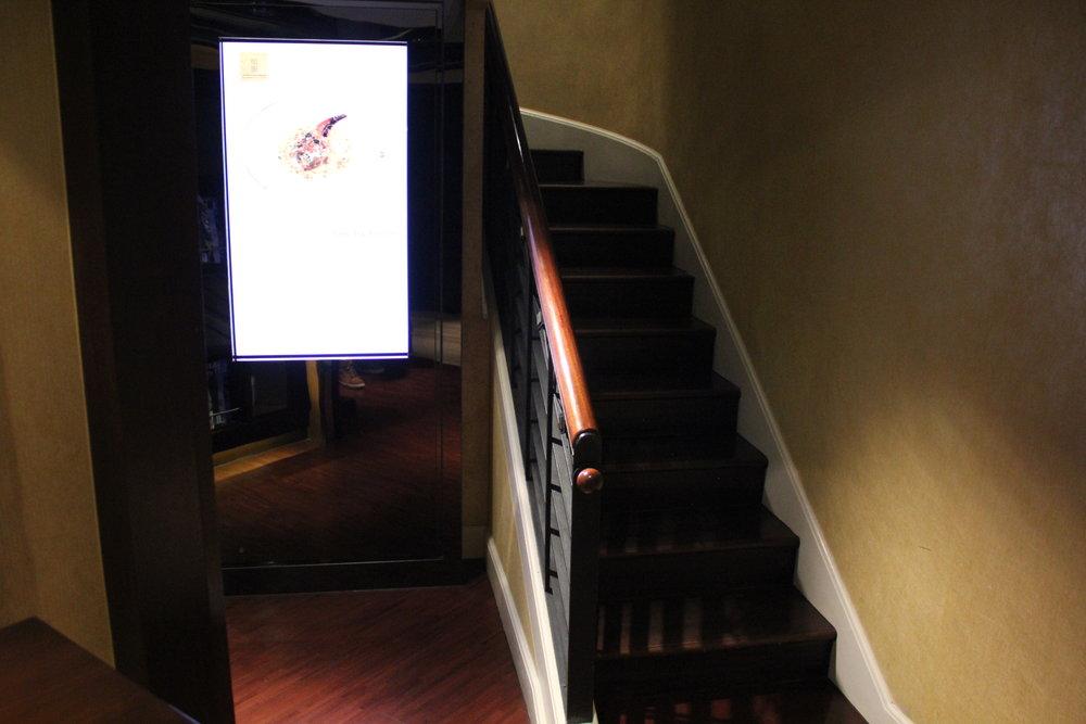 JW Marriott Hong Kong – Executive Lounge staircase