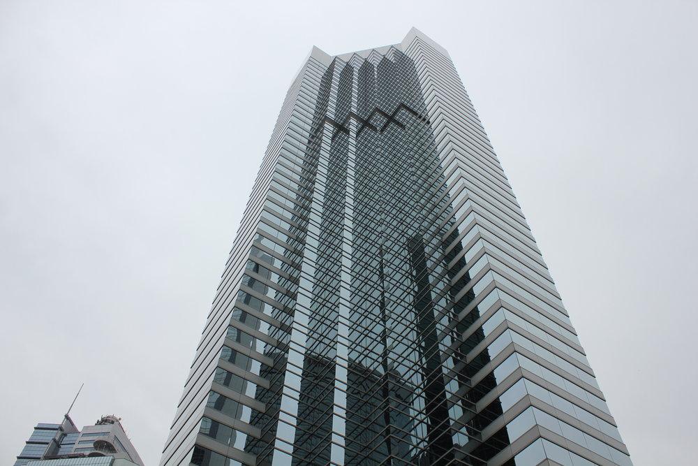 JW Marriott Hong Kong – Building exterior