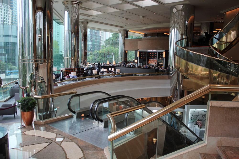 JW Marriott Hong Kong – The Lounge