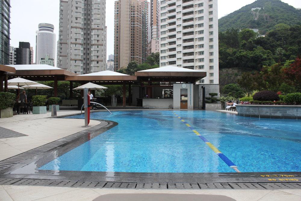 JW Marriott Hong Kong – Poolside