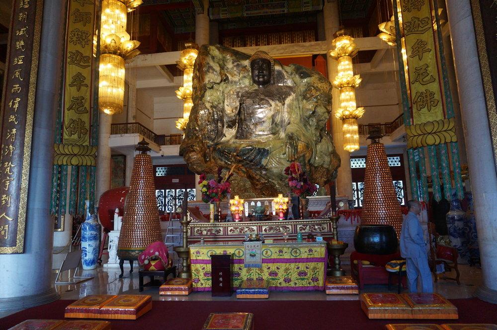 Jade Buddha Palace – Buddha sculpture