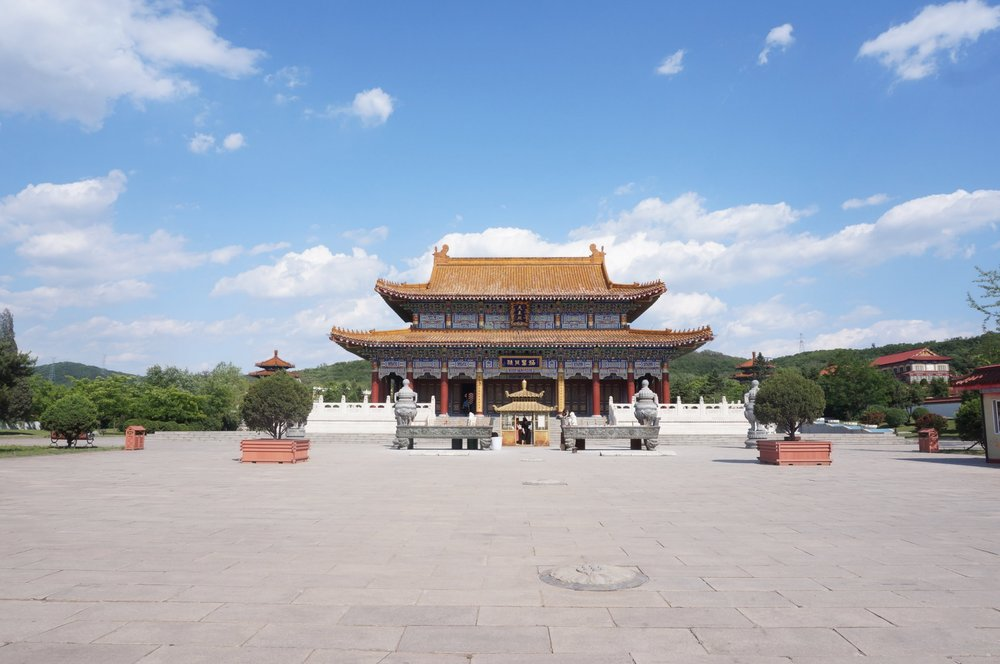 Jade Buddha Palace – Mini temple
