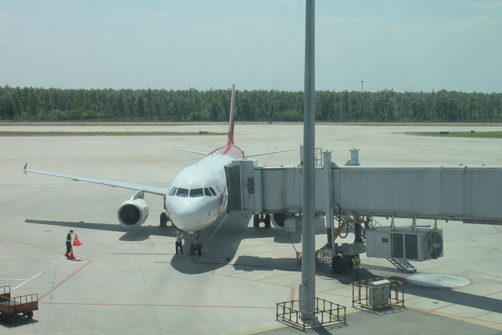Shenzhen Airlines Airbus A320