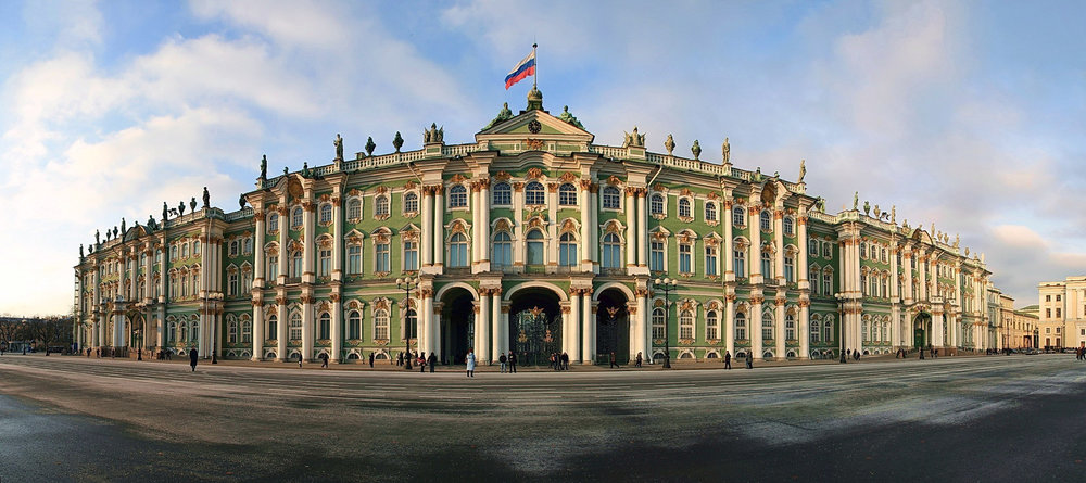 Winter Palace – Exterior