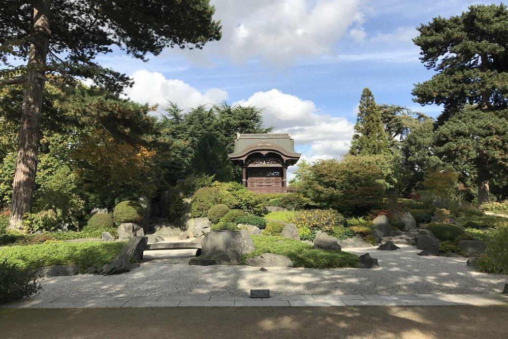 Kew Gardens – Japanese Landscape
