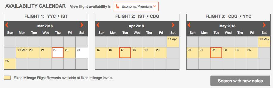 Aeroplan Search No Availability | Prince of Travel | Miles & Points