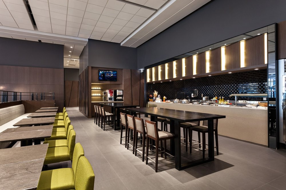 Plaza Premium Lounge, Vancouver Domestic