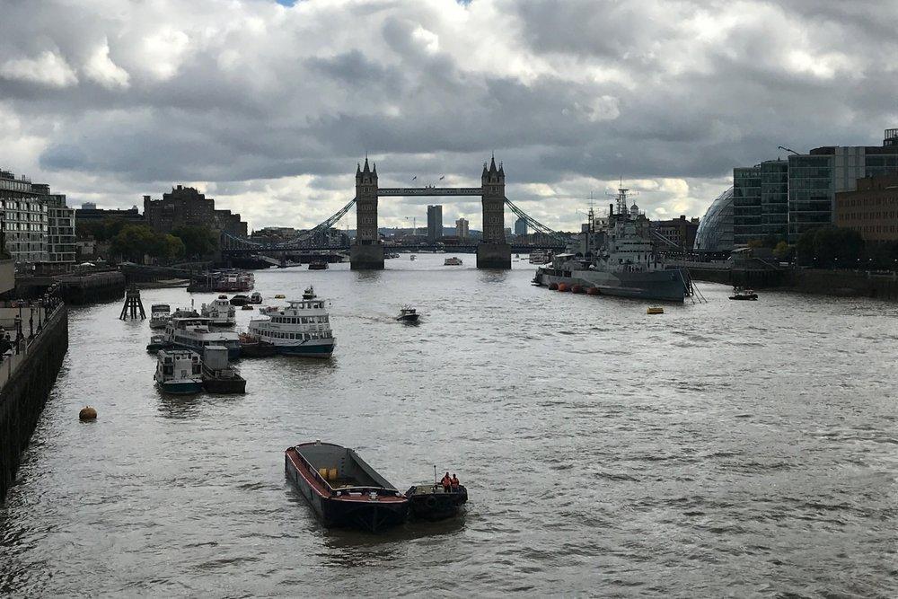 London-Overcast