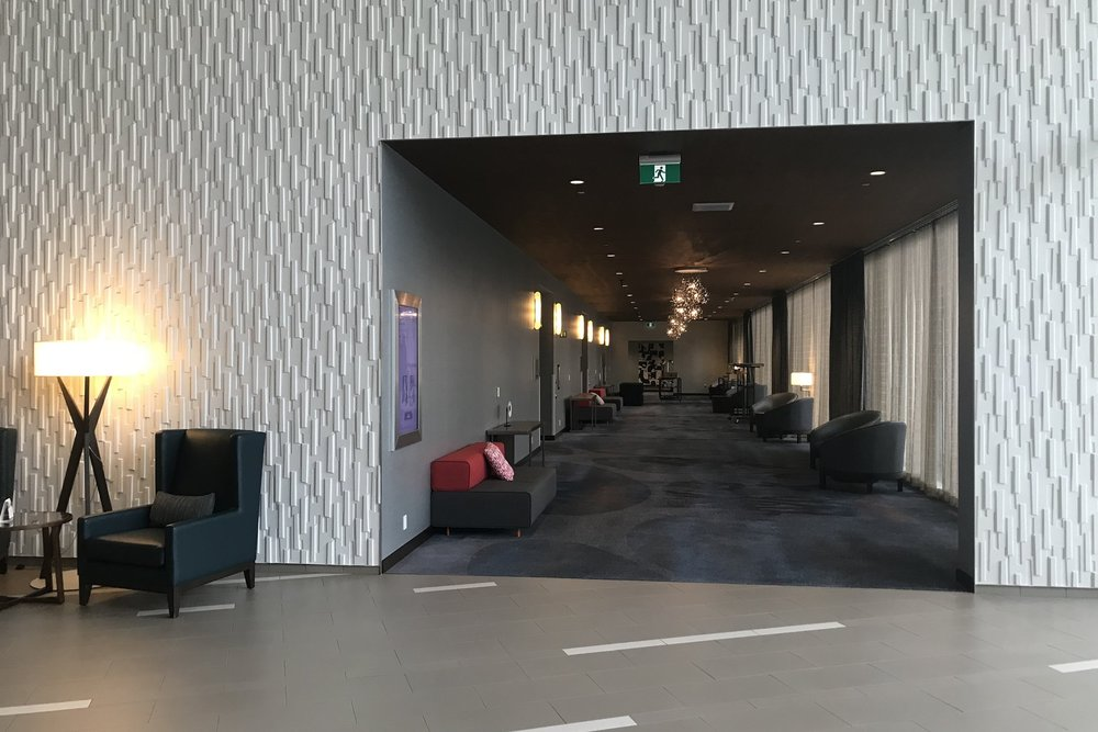 Marriott In-Terminal Hotel Calgary Airport – Conference halls