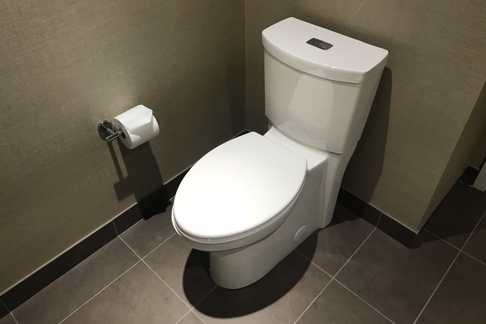 Marriott In-Terminal Hotel Calgary Airport – Toilet