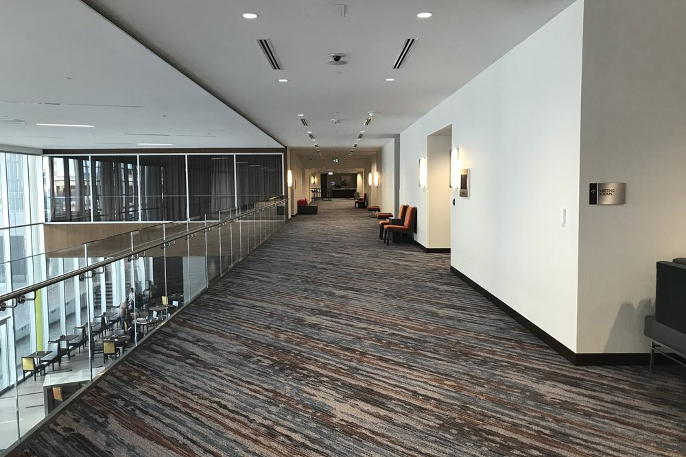 Marriott In-Terminal Hotel Calgary Airport – Mezzanine