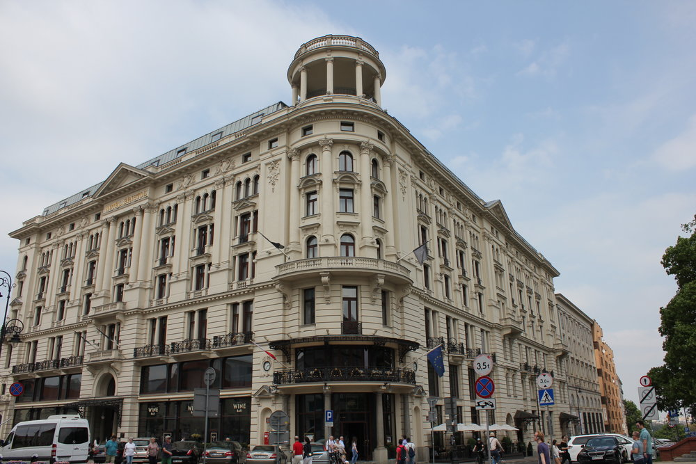Hotel Bristol Warsaw -