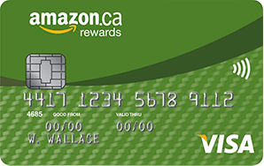 Chase Amazon.ca Visa Card
