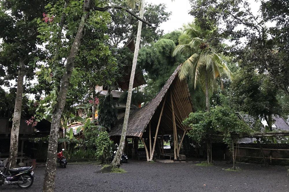 Bambu Indah Ubud – Entrance