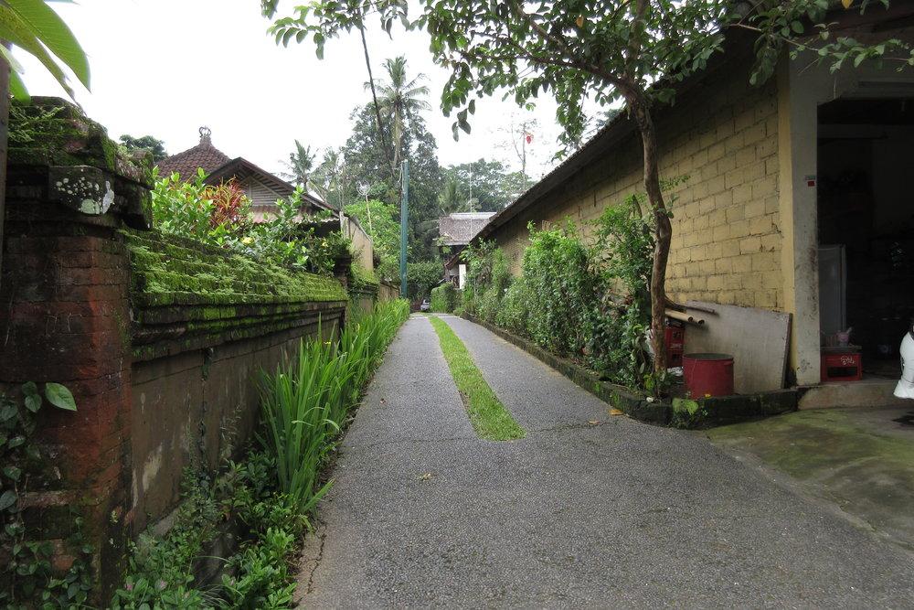 Bambu Indah Ubud – Entryway