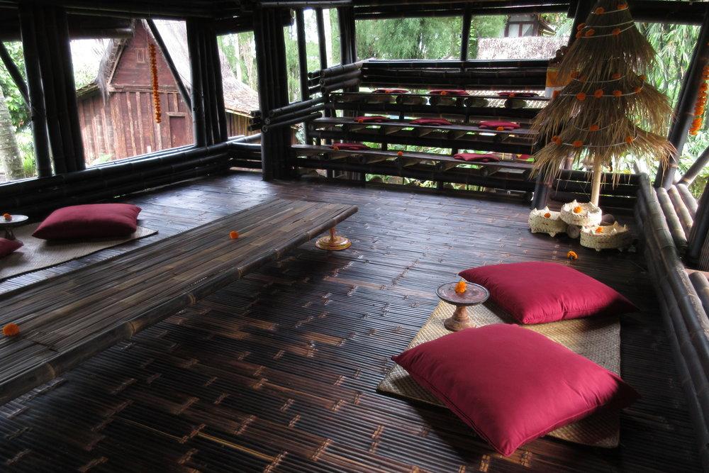 Bambu Indah Ubud – Pagoda