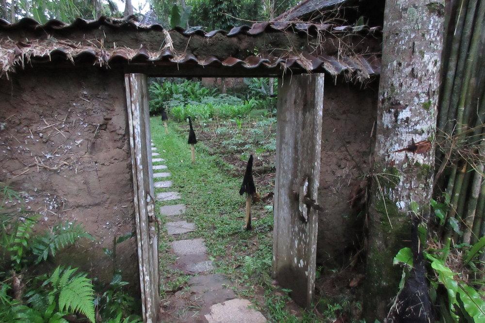 Bambu Indah Ubud – Courtyard