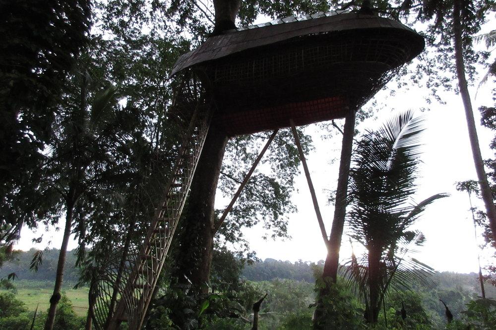 Bambu Indah Ubud – Treehouse