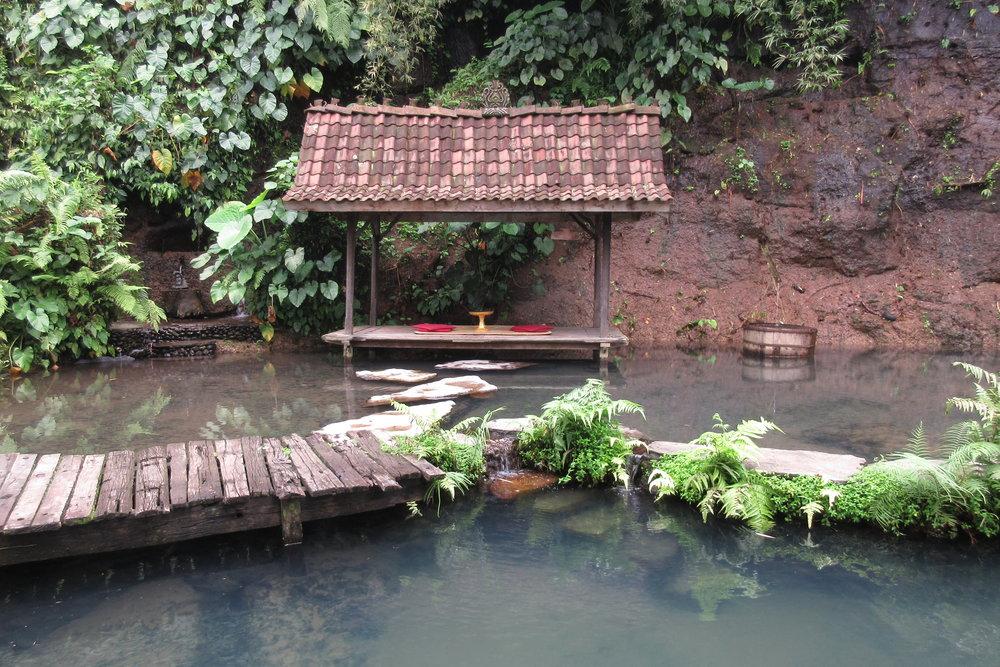 Bambu Indah Ubud – Gazebo