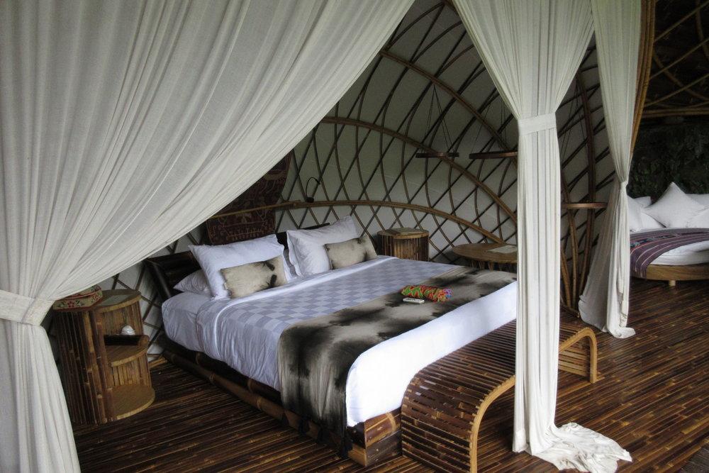 Bambu Indah Ubud – Moon House