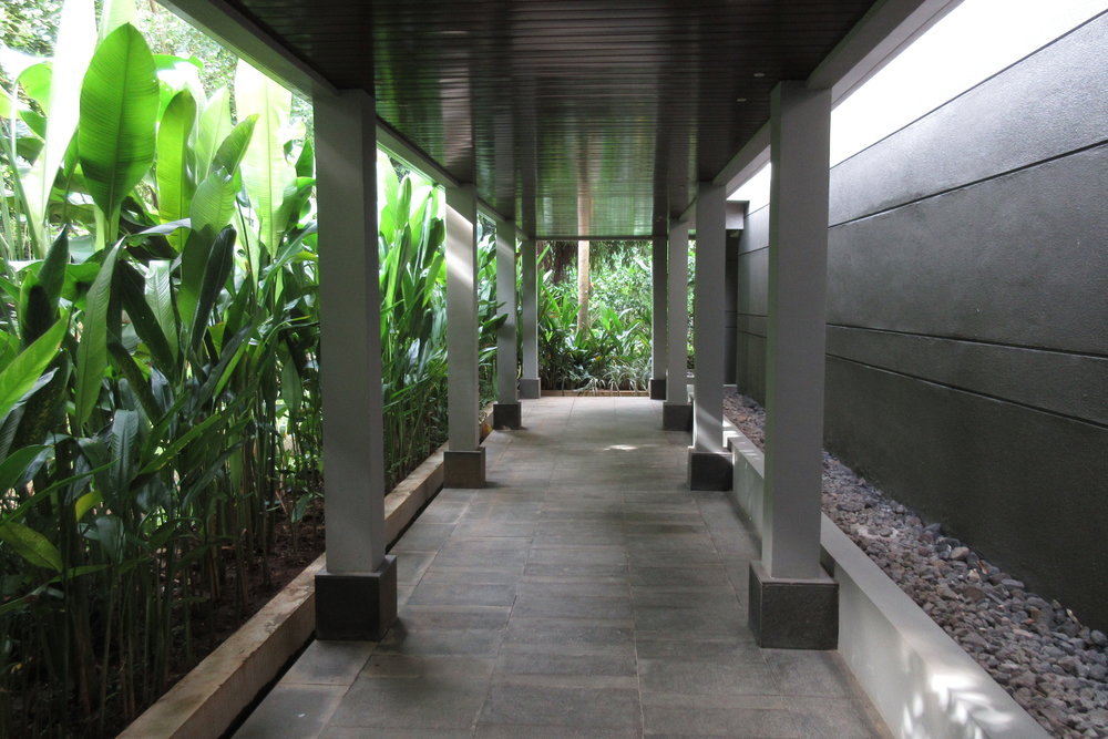 The Ritz-Carlton, Bali – Guest Wing 2 walkway
