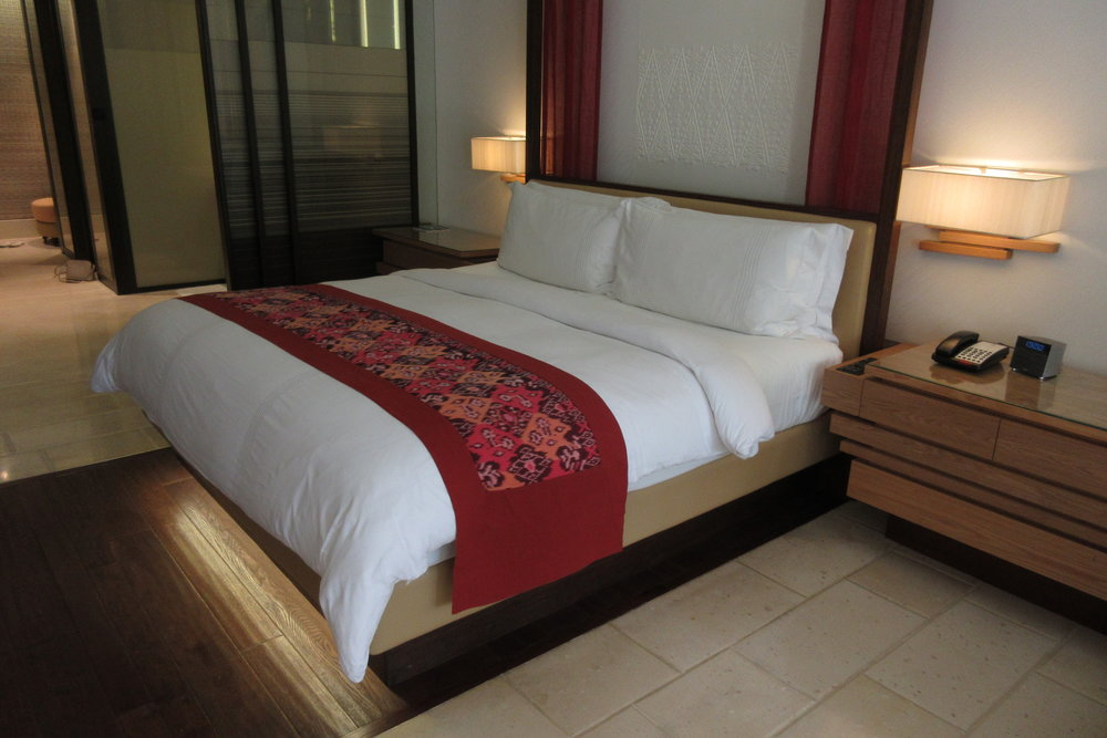 The Ritz-Carlton, Bali – King bed