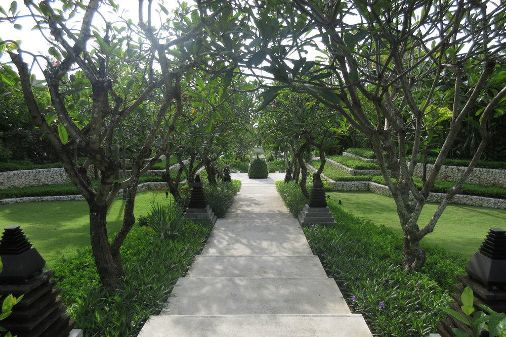 The Ritz-Carlton, Bali – Pathway