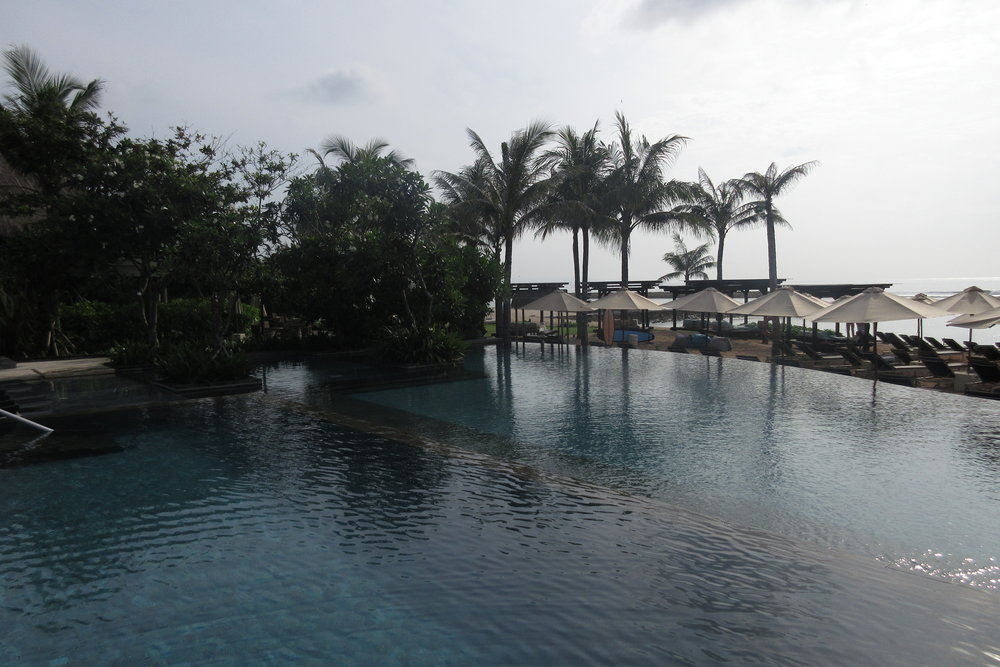 The Ritz-Carlton, Bali – Infinity pool #1