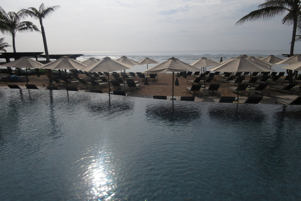 The Ritz-Carlton, Bali – Infinity pool #2